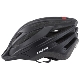 Lazer Vandal Helmet schwarz matt